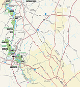 Maps - Chattahoochee River National Recreation Area (U S