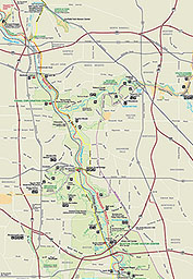 Maps Cuyahoga Valley National Park US National Park Service