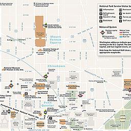Maps Franklin Delano Roosevelt Memorial US National Park Service - Franklin on us map