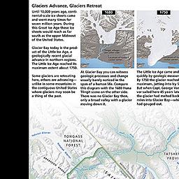 Maps Glacier Bay National Park Preserve U S National Park Service