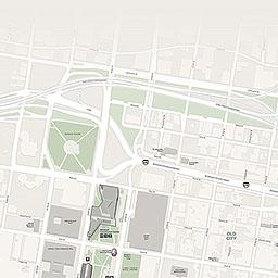 Maps Independence National Historical Park US National Park - Philadelphia Us Map