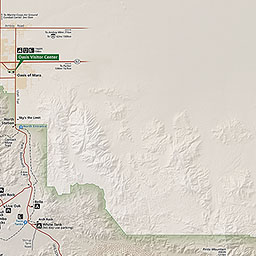 Joshua Tree Topographic Map.Maps Joshua Tree National Park U S National Park Service