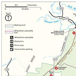 Maps Manassas National Battlefield Park U S National Park Service