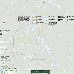Disclaimer This Map Is A Graphical Representation Designed For General Reference Purposes Only Mississippi River