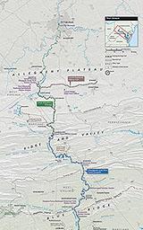 Maps Potomac Heritage National Scenic Trail U S National Park