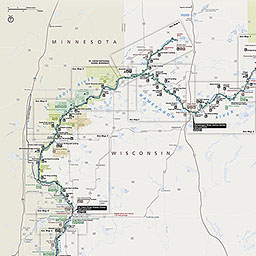 Maps - Saint Croix National Scenic Riverway (U.S. National Park Service)