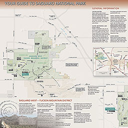 Maps - Saguaro National Park (U.S. National Park Service)