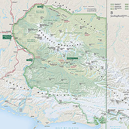 Maps - Wrangell - St Elias National Park & Preserve (U.S. National ...