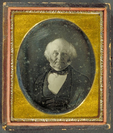 MVB daguerreotype copyright President and Fellows of Harvard College.