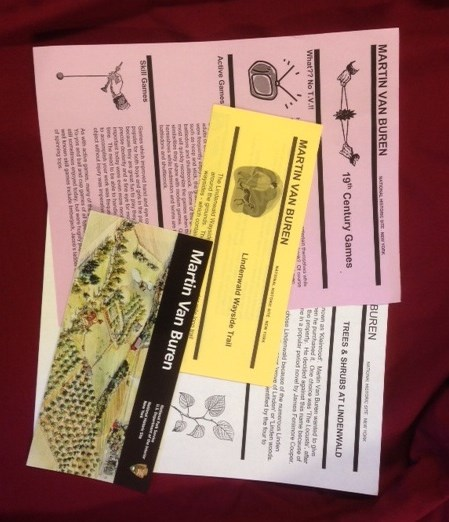 Park brochures and bulletins
