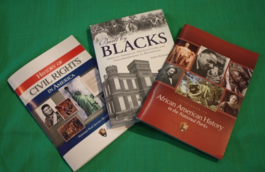 Books on slavery, Civil War and Reconstruction