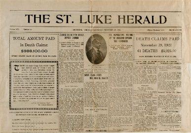 St Luke Herald Maggie L Walker National Historic Site U