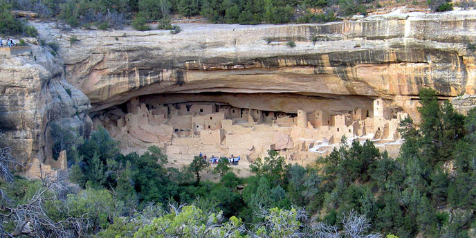 Preserving Cliff Palace Mesa Verde National Park U S