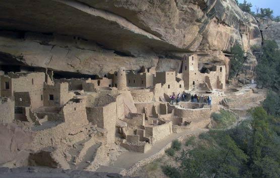 Cliff Palace Tour Mesa Verde National Park US National Park