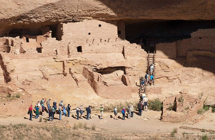 Long House Tour - Mesa Verde National Park (U S  National Park Service)