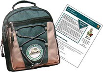Junior Naturalist Discovery Backpack and Activity Sheet