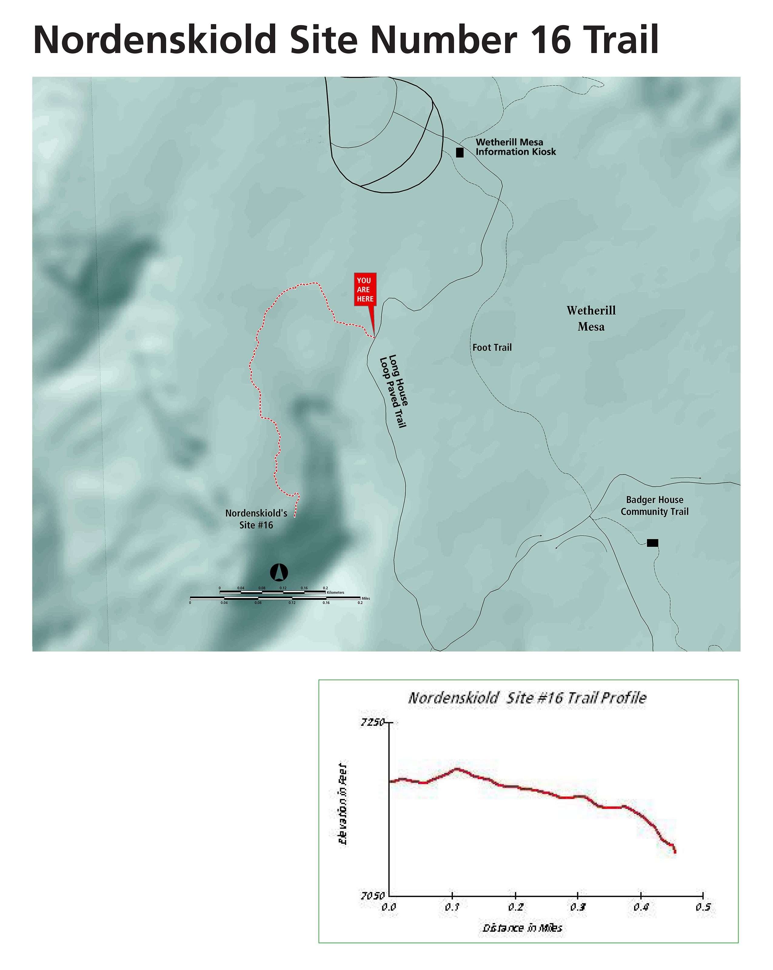 Hiking Trails - Mesa Verde National Park (U.S. National Park Service)