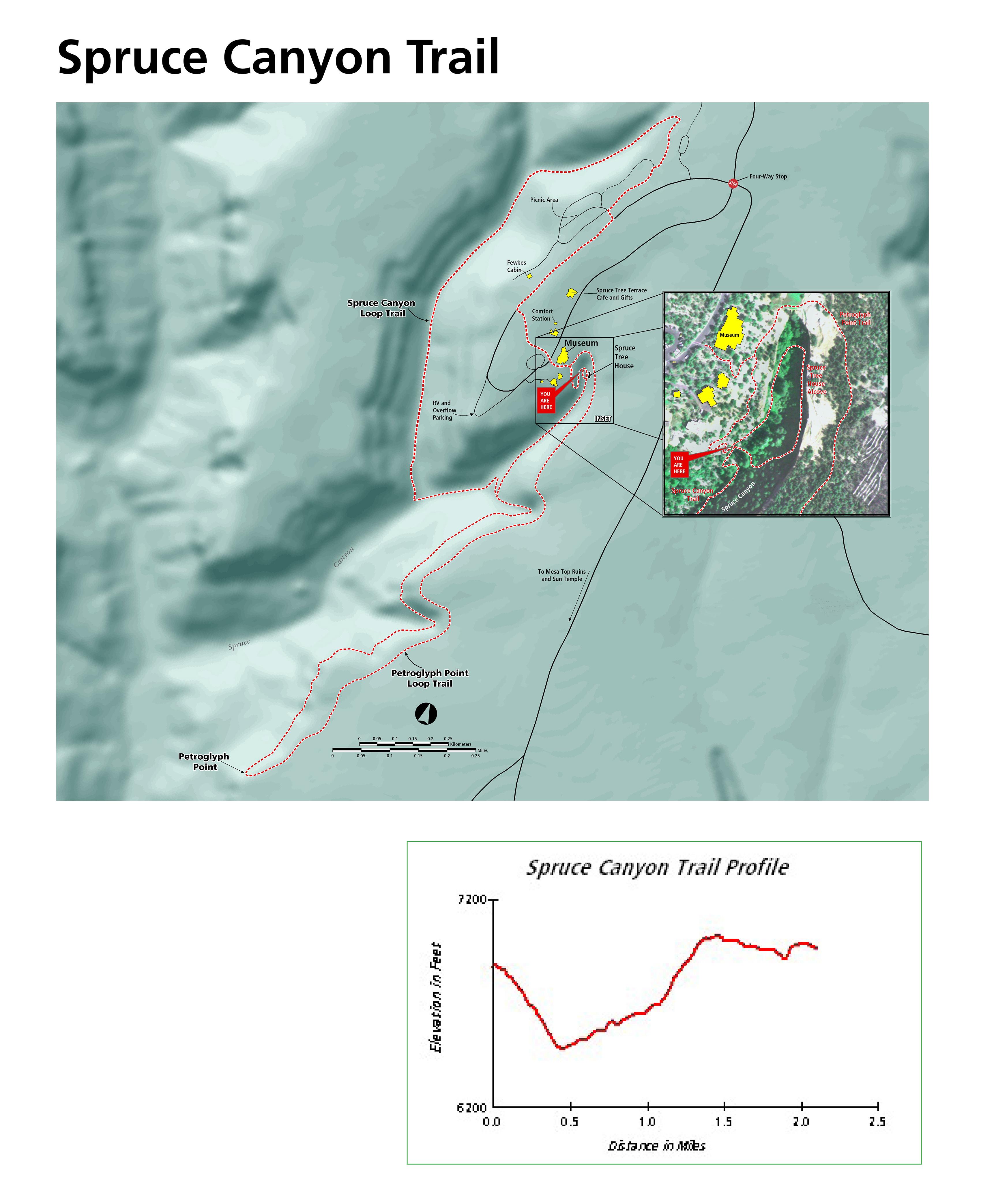 Hiking Trails Mesa Verde National Park US National Park Service