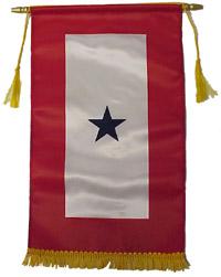 blue star flag history - photo #4