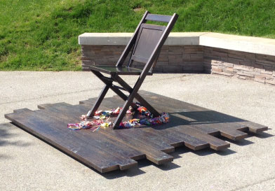 The Empty Chair project