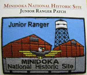 Earn this neat Jr. Ranger Patch!