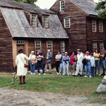 Ranger program at Hartwell Tavern