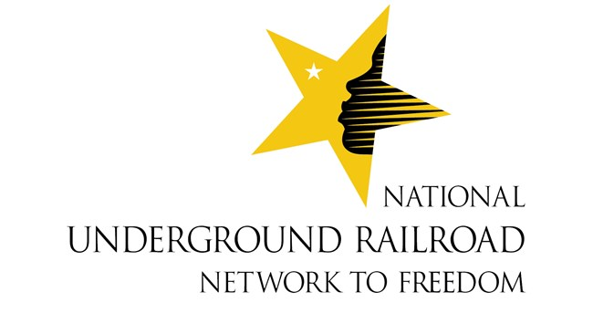 National Network to Freedom logo with a gold star and face within.