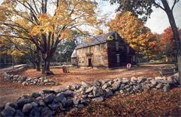 Hartwell Tavern in Autumn