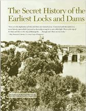 The Secret History of the Mississippi's Earliest Locks and Dams
