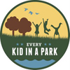 The Every Kid in a Park logo.