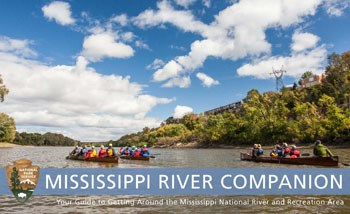 Cover of the Mississippi River Companion