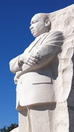 Sculpture of Martin Luther King, Jr