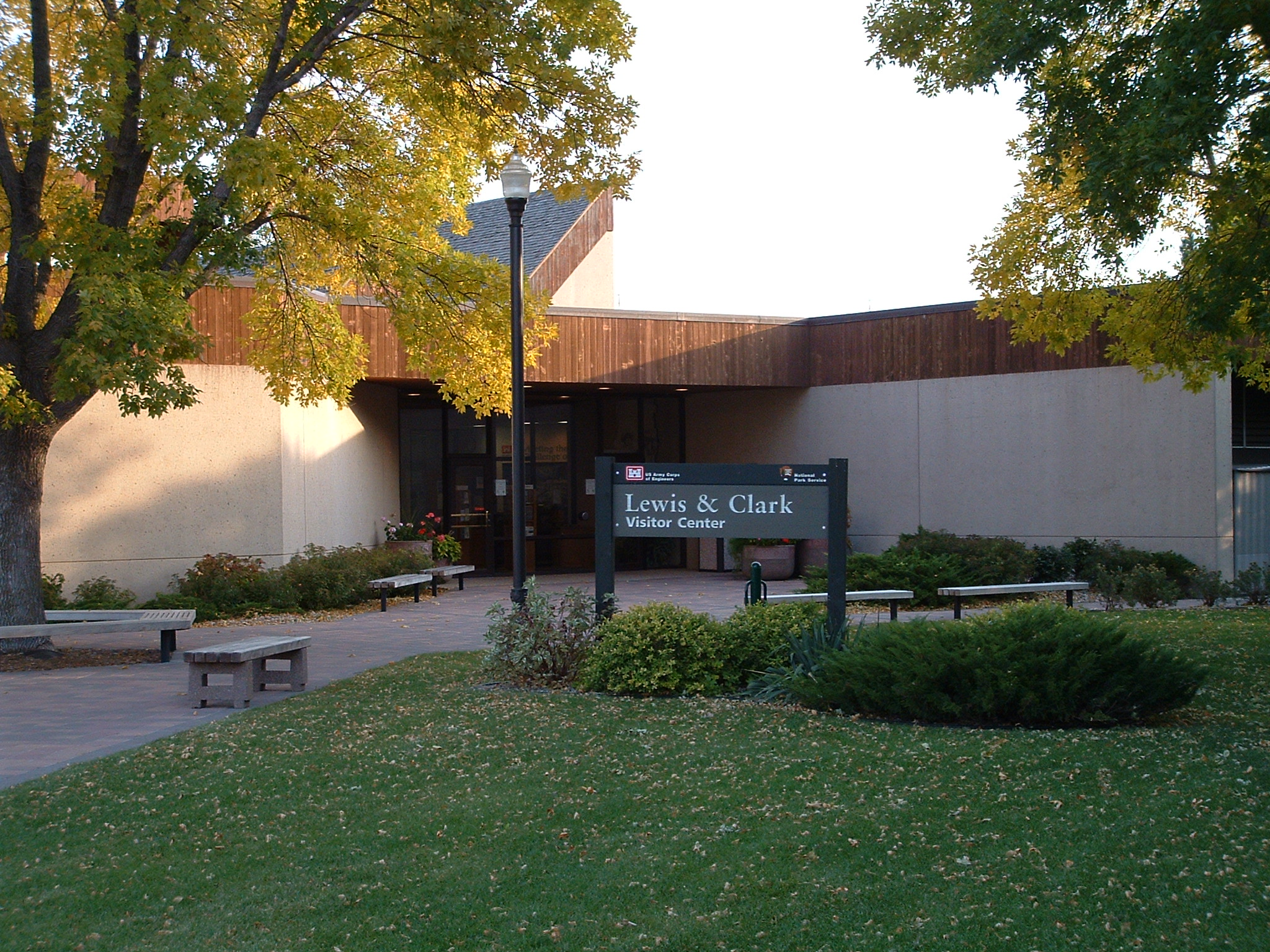 Picture of the Lewis and Clark Visitor Center