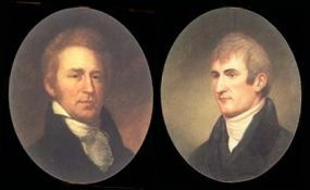 William Clark & Meriwether Lewis