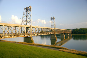 Yankton's Meridian Bridge