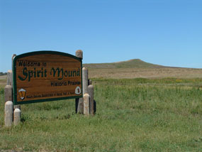 Spirit Mound Historic Prairie