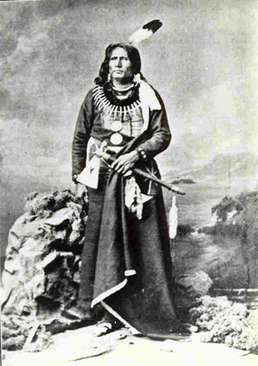 Ponca Chief Standing Bear