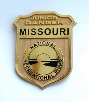 MNRR Junior Ranger Badge