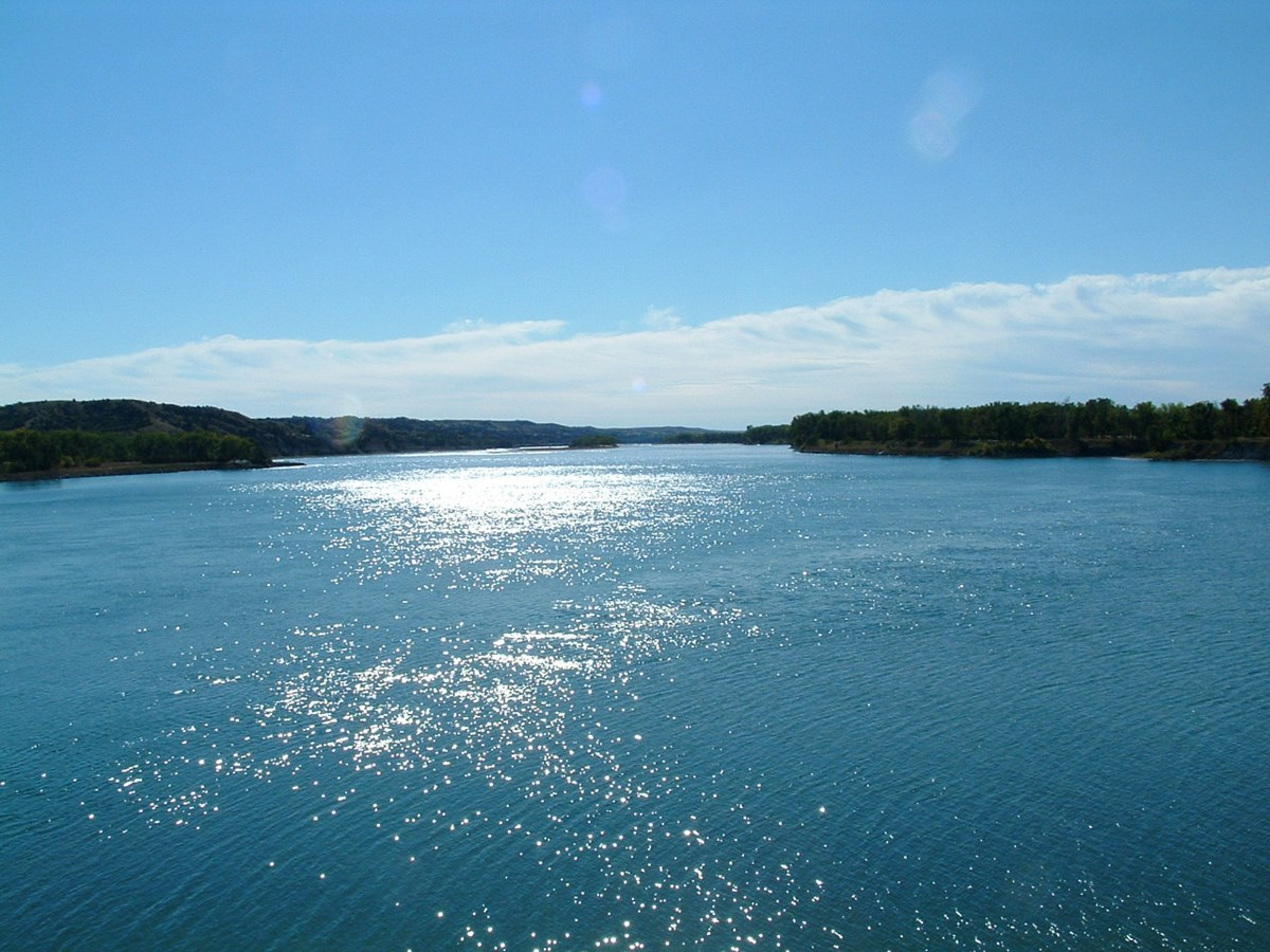 The Missouri National Recreational River's water quality is generally considered to be good