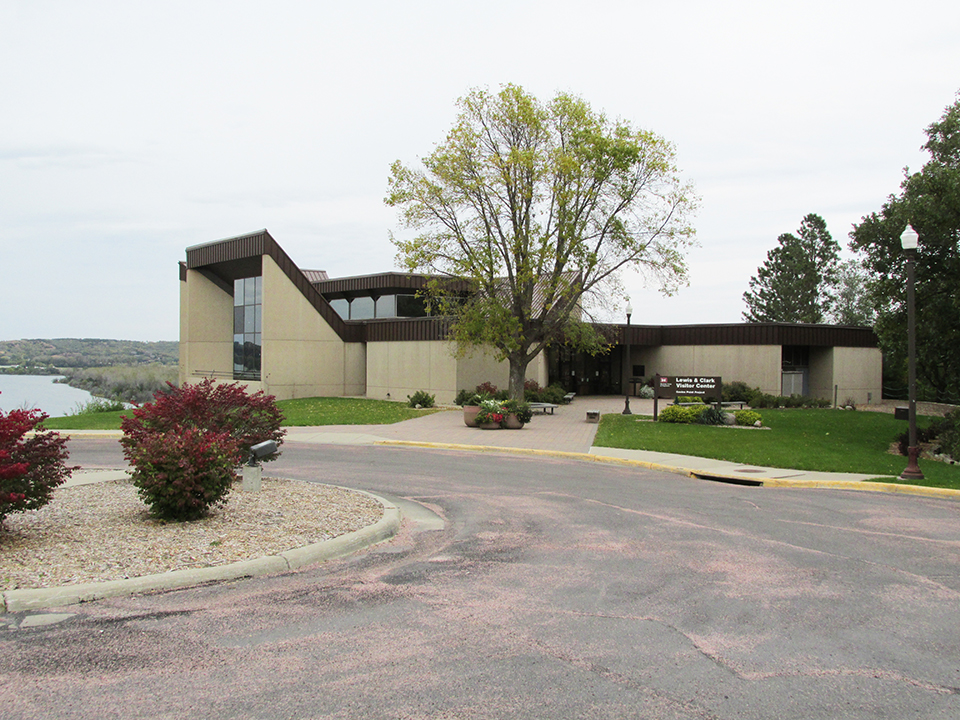 The Lewis and Clark Visitor Center
