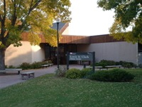 Lewis and Clark Visitor Center