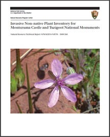Invasive Non-native Plant Inventory