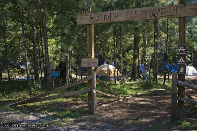 Camp Caswell