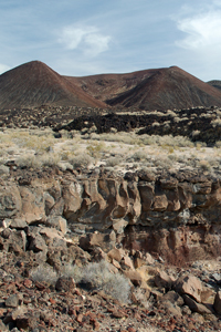 Cinder Cones National Natural Landmark