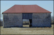 Stone Barn at Best Farm