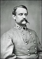 Confederate Major General John C Breckinridge Monocacy