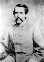 Confederate Major General Robert E. Rodes