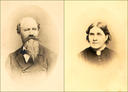 John and Mary Worthington