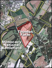 Thomas Farm in Monocacy National Battlefield