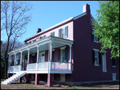 Worthington House after exterior restoration (2004)